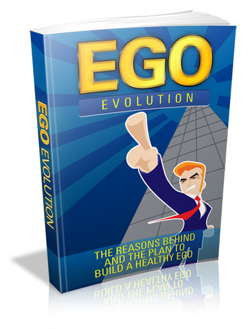 Develop a Healthy Ego