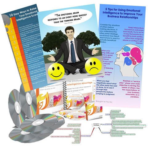 Emotional Intelligence Success Bundle