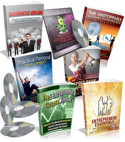 Entrepreneurship for Success Bundle