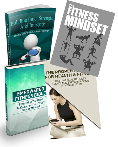 Fitness Mindset for Success Bundle