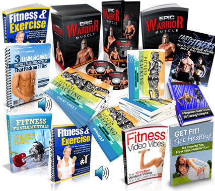 Fitness Success Bundle