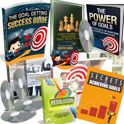 Goal Achieving Success Bundle