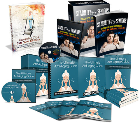 Healthy Aging for Success Bundle