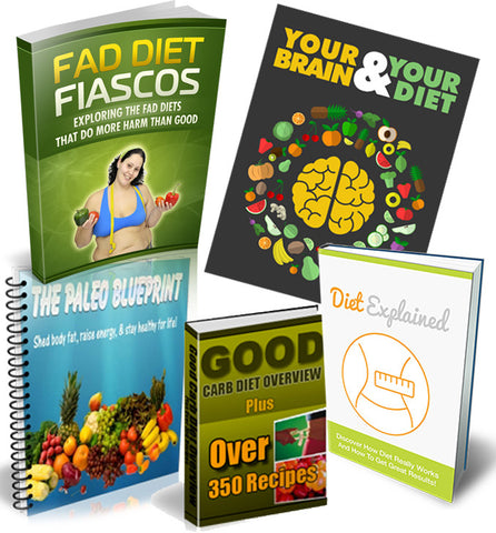 Healthy Diets for Success Bundle