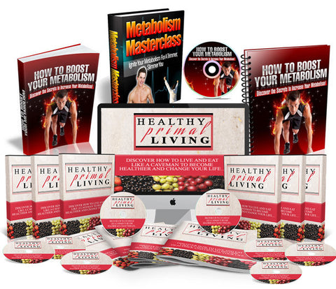 Healthy Primal Living for Success Bundle