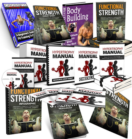 Healthy Training for Success Bundle