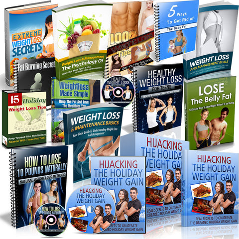 Healthy Weight Loss for Success Bundle