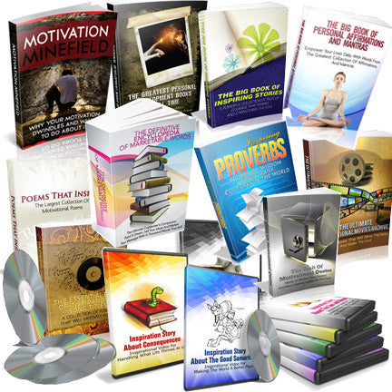 Inspiration for Success Bundle
