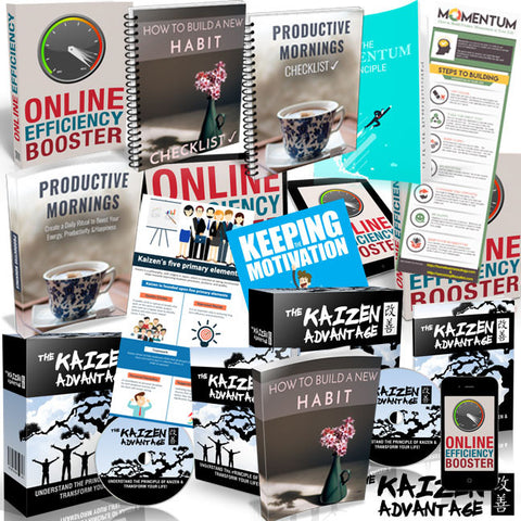 Kaizen Ultimate Success Bundle