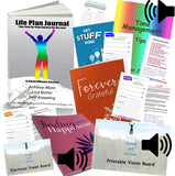 Life Plan Journal Success Bundle