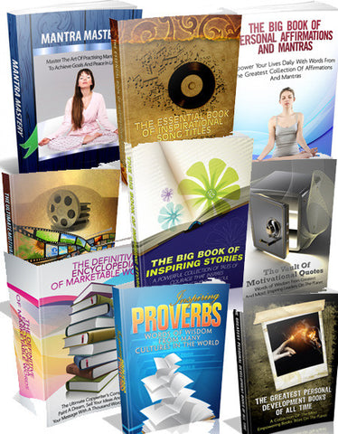 Mantras for Success Bundle