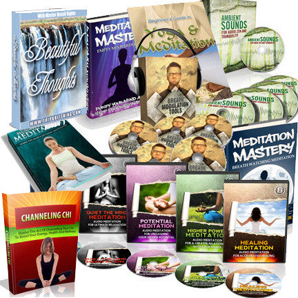 Meditation Power Success Bundle