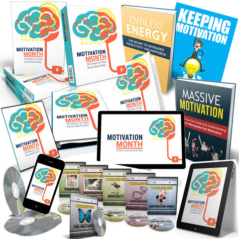 Motivation for Success Bundle