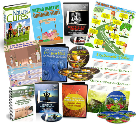 Natural Lifestyle for Success Bundle