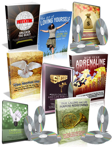 NEW YOU Success Bundle