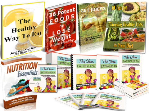 Nutritional Success Bundle