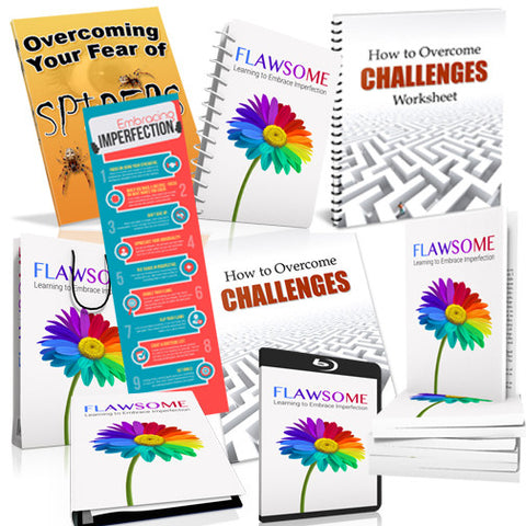 Overcome Challenges For Success Bundle