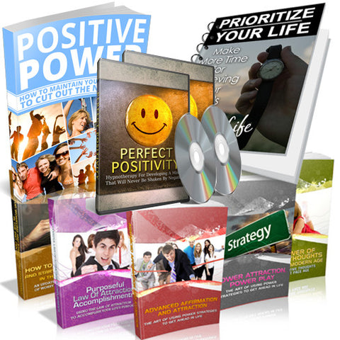Power of Positive Thinking Bundle