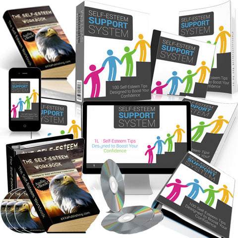 Self Esteem Empowerment Success Bundle
