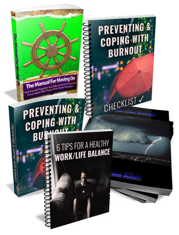 Self Help Challenge Overcome for Success Bundle