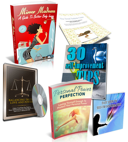 Self Help Truth Success Bundle