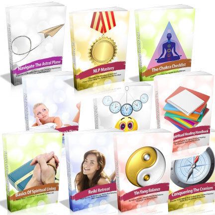 Spirit and Mind Success Bundle