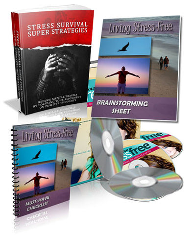 Stress-Free Success BUNDLE