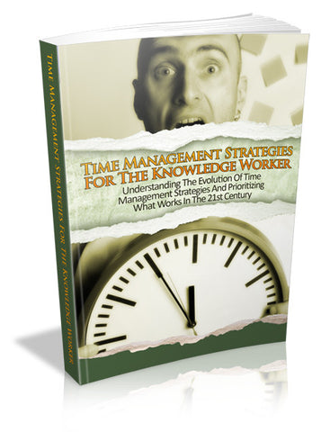 Time Management for the Knowledge Worker