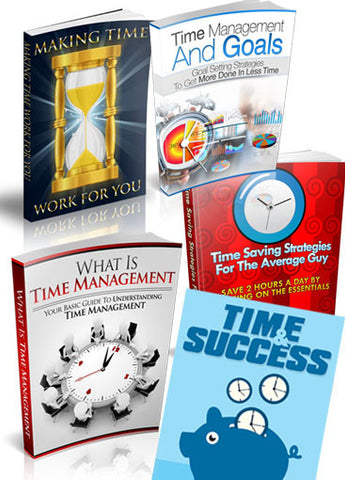 Time Management Success Bundle