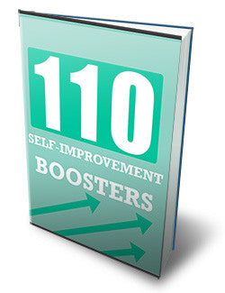 110 Self Improvement Boosters