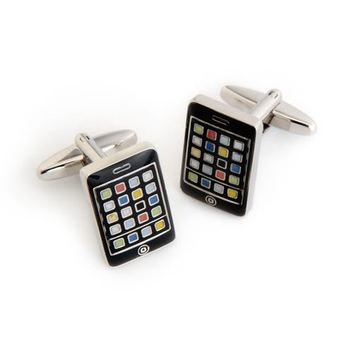 Dashing Cuff Links with Personalized Case  - IPHONE