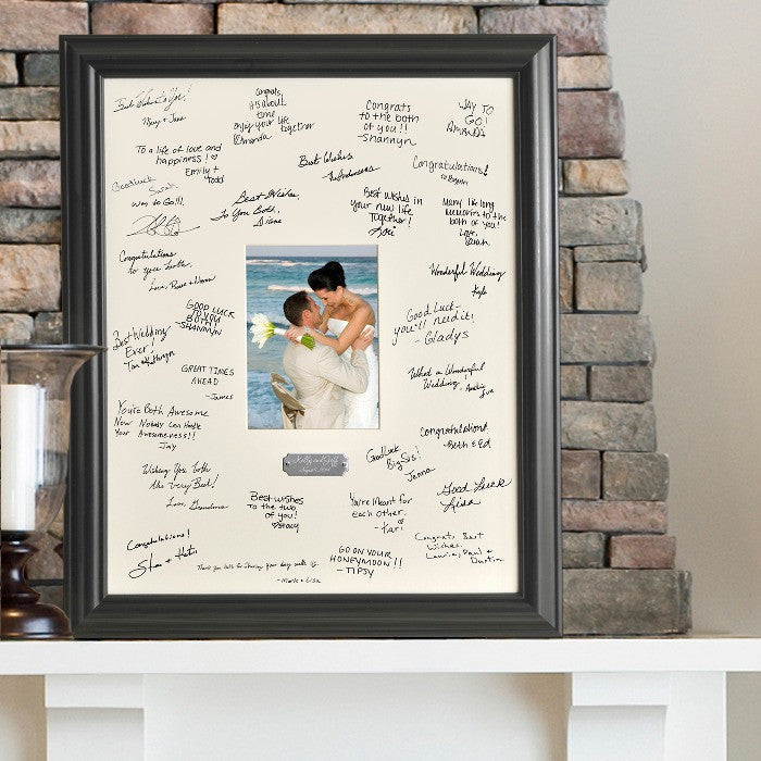 Wedding Signature Frame