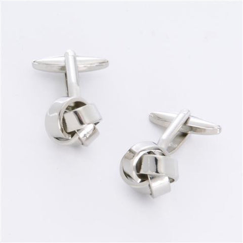Dashing Cuff Links with Personalized Case  - SILVERKNOT