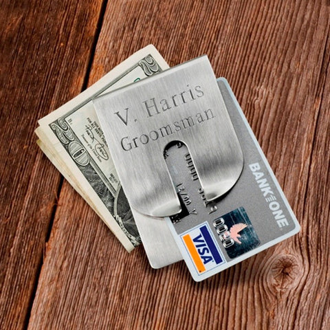 Harrison Clever Money Clip