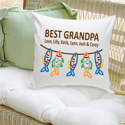 16x16 Throw Pillow Family - G-PASCREW