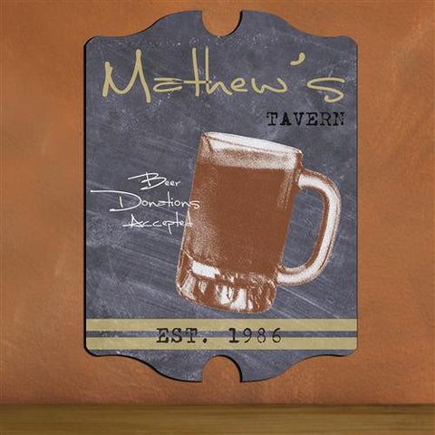Vintage Sports Man Cave Pub and Tavern Signs - TMUG