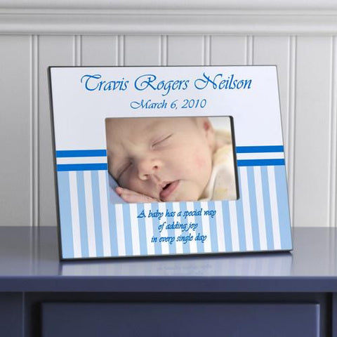 Personalized Children's Frames  - BABYBOY