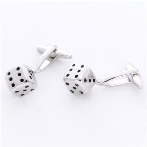 Dashing Cuff Links with Personalized Case  - DICE