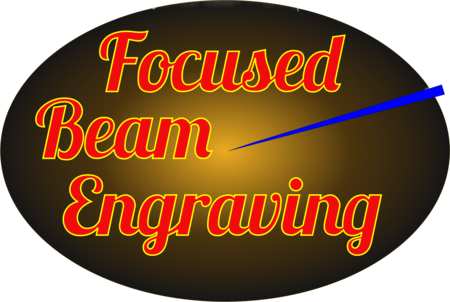 Focused Beam Engraving
