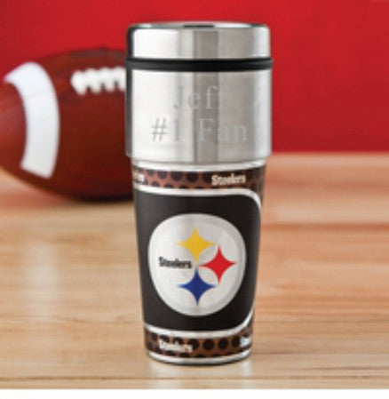Customized NFL and College Tumblers