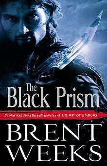 Signed Edition: The Black Prism (Hardcover, New Dust Jacket)