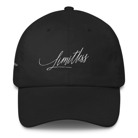 Limitless :: Embroidered Baseball Hat