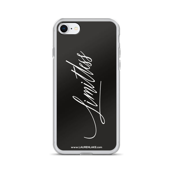 "iPhone Case ""Limitless"" iPhone X"