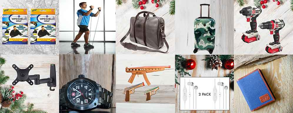 Make Dad Smile & Shop This Gift Guide
