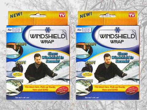 Winshield Wrap 2 Pack