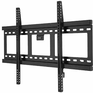 Level mount full motion cantilever tilt and fixed tv wall - Tv mount wall plate ...