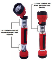 MobilePower LightBolt 2 Twin Retractable Worklight and Spotlight - Dealsie.com Love the Deals