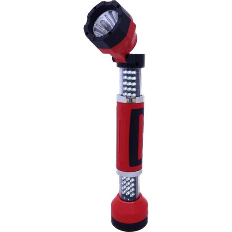 MobilePower LightBolt 2 Twin Retractable Worklight and Spotlight