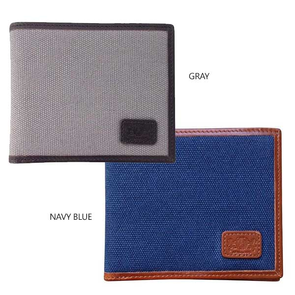 Bi-Fold Wallet With RFID Protection - Avallone Canvas & Leather - Dealsie.com