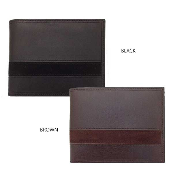 Bi-Fold Wallet - Avallone Executive